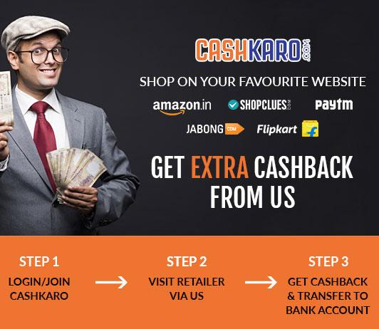 CashKaro Cashback and Savings