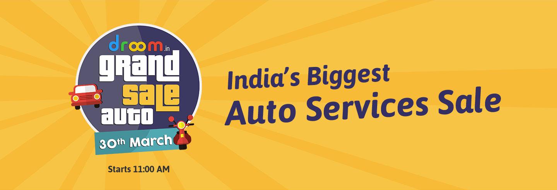 Droom Auto Service