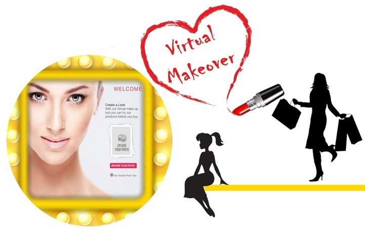 Nykaa virtual makeover tool-1