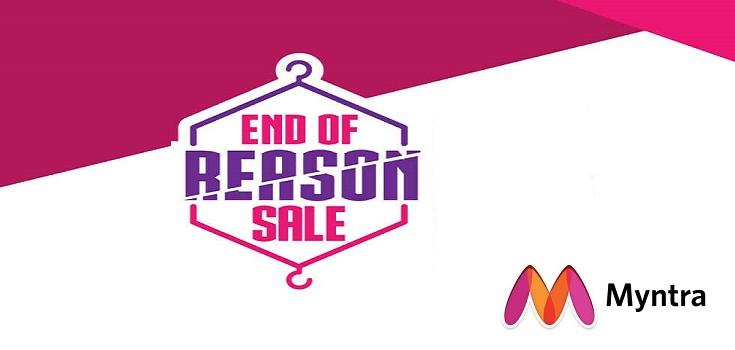 Myntra End of Reason
