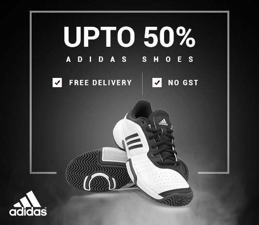 CLEARANCE SALE] Adidas Shoes: 50% Off