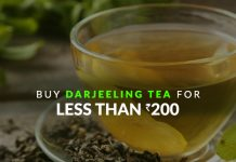 Darjeeling Tea Best Price and Offer