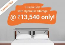 HomeTown Queen Bed Offer
