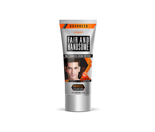 Face and handsome fairness cream