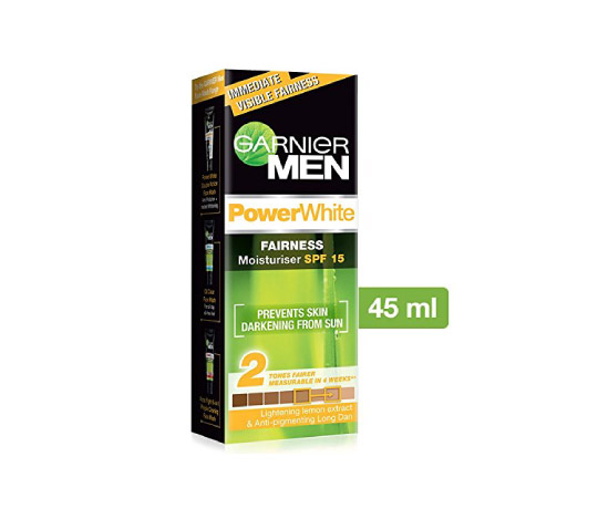 Garnier Men Oil Clear: Oil Control Fairness Cream