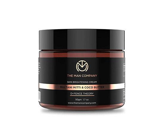 The Man Company Skin Brightening Cream