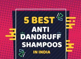 5 Best Anti Dandruff Shampoos