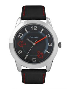 Sonata NC7924SL04 Men's Watch