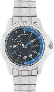 Sonata NG77001SM01AC Men's Watch