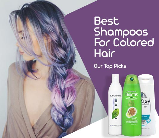 Best Shampoo For Coloured Hair In India | Product Reviews & Ratings ...