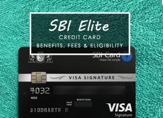 SBI Elite Credit Card: SBI Elite Card Features, Benefits, Eligibility, Fees & Charges