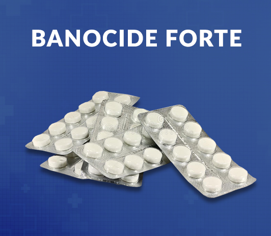 Banocide Forte 100 Mg Tablet Uses Dosage Side Effects Price
