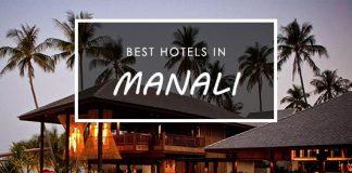 Best 4 & 5 Star Hotels In manali