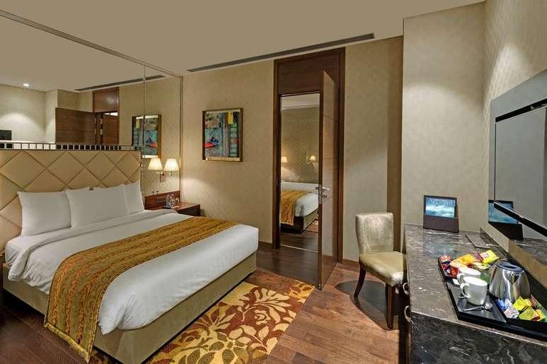 Niranta Airport Transit Hotel & Lounge T2 Intl Departures_image_2