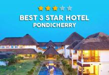 Best 3 Star Hotels In Pondicherry