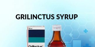 Grilinctus Syrup: Uses, Dosage, Side Effects, Price, Composition & 20 FAQs