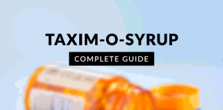 Taxim O Syrup: Uses, Dosage, Side Effects, Price, Composition & 20 FAQs