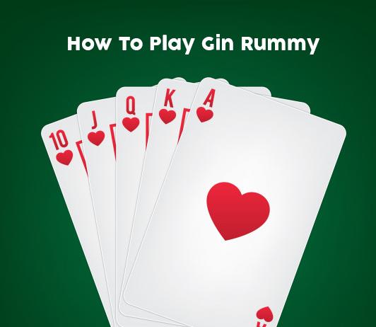 How To Play Gin Rummy Cashkaro Blog Cashkaro Blog