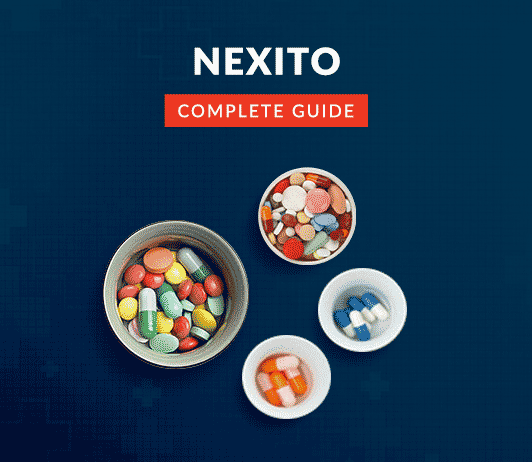 Nexito Tablet: Uses, Dosage, Price, Side Effects, Precautions & More