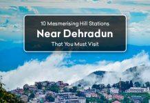 Dehradun Hill Stations: Visit 10 Mesmerising Hill Stations Near Dehradun