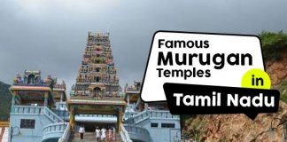 List of 5 Famous Murugan Temples in Tamil Nadu