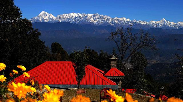Kausani - FamousHill Station in Uttarakhand