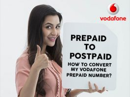 Vodafone Prepaid to Post-paid - How to Convert my Vodafone Prepaid Number