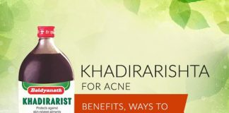 Khadirarishta for Acne: Benefits, Ways to Use & Expert Tips
