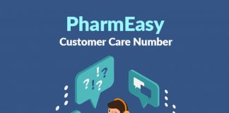 PharmEasy customer care number