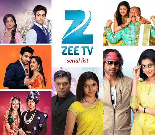 Zee TV Serials List 2019: Zee TV Serials Timings & Schedule Today