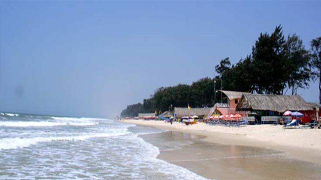 hollant beach