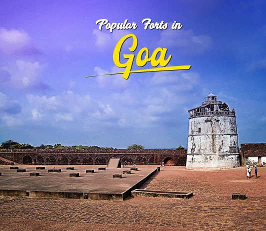Forts In Goa: List Of 10 Most Spectacular Forts In Goa
