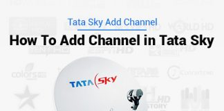 Tata Sky Add Channel: How to Add Channels in Tata Sky? (With Channel Prices)