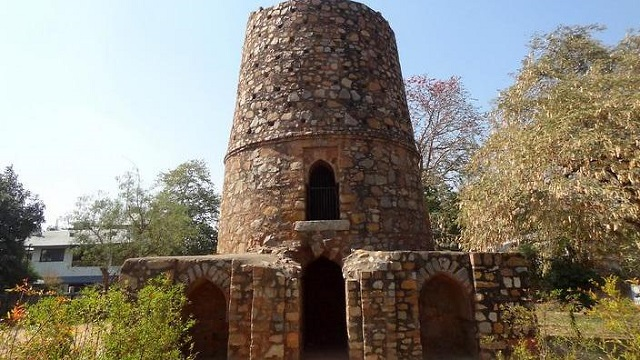 Chor Minar, Hauz Khaz