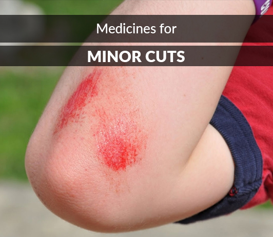 List of 12 Best Medicines for Minor Cuts - Composition, Dosage, Popularity & More (2019)