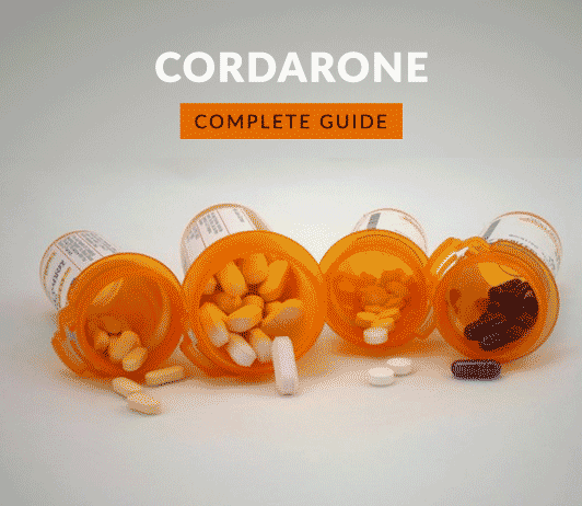 Cordarone: Uses, Dosage, Side Effects , Price, Composition, Precautions & More