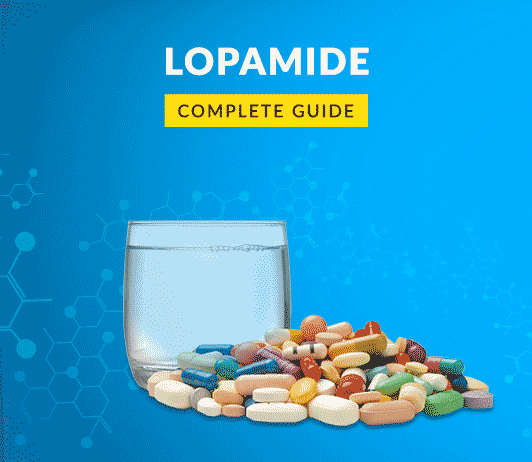 Lopamide: Uses, Dosage, Side Effects, Price, Composition, Precautions & More