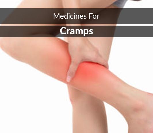 List of 15 Best Medicines for Cramps - Composition, Dosage, Popularity & More (2019)