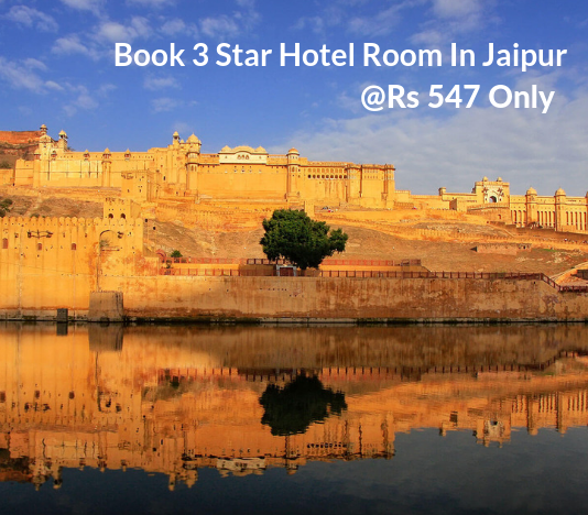 3 Star Hotel Room In Jaipur