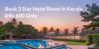 3 Star Hotel Room In Kerala