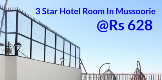 3 Star Hotel Room In Mussoorie
