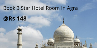 Book 3 Star Hotel Room In Agra