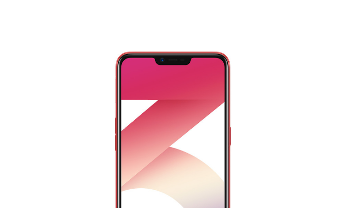 OPPO A3s notch display