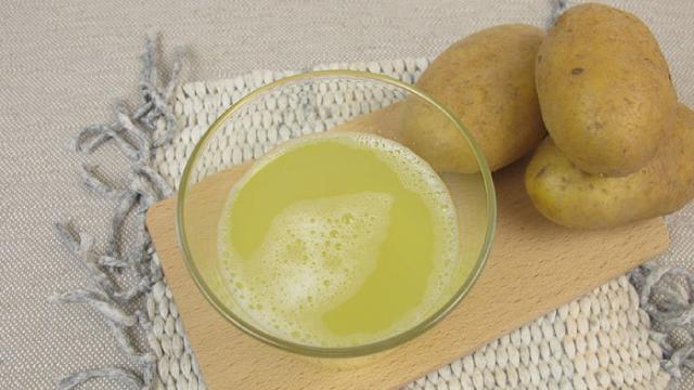 Potato Juice