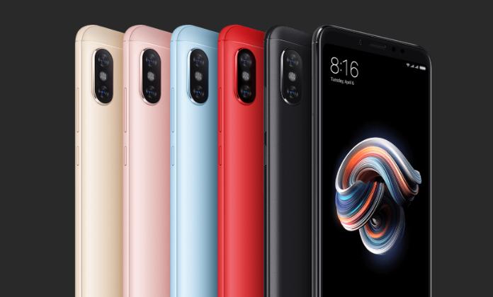 Redmi Note 5 Pro all colors