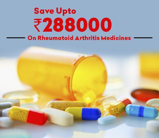 Save Up To Rs.288000 On Rheumatoid Arthritis Medicines