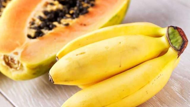 Papaya and Banana Mask