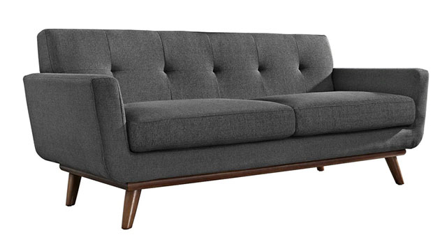 Mid-century Sofa Set