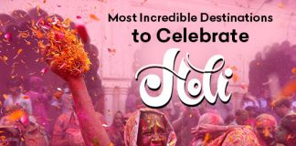 Most Incredible Destinations to Celebrate Holi