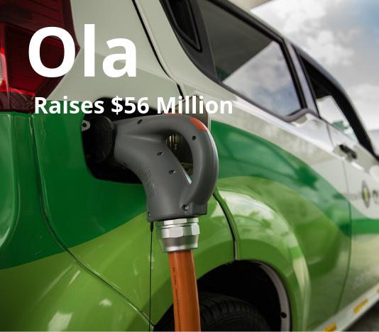 Ola India Funding